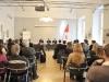 Präsentation im Presseclub Concordia / Foto: Roland Ferrigato
